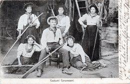 Costumi Canavesani  (Piemonte) - Unclassified