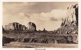 NAVAJOLAND. CIRCA 1950's. USA- BLEUP - Santa Fe