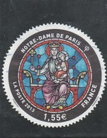 FRANCE 2013 ISSU DU BLOC NOTRE DAME YT 4715 OBLITERE -                                                TDA246 - France