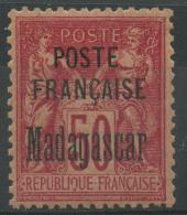Madagascar (1895) N 19 (charniere) - Madagascar (1889-1960)