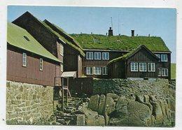 FAROE ISLANDS - AK 329314 Torshavn - Tinganes - Faroe Islands