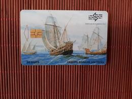 Phonecard Bonaire Used Rare - Antilles (Netherlands)