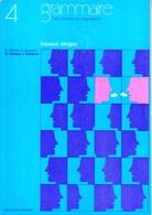 VIEUX LIVRE SCOLAIRE GRAMMAIRE 4è FICHES DE TRAVAUX DIRIGES OBADIA NEUF 1975 HACHETTE FERMETURE LIBRAIRIE -SITE Serbon63 - Books, Magazines, Comics
