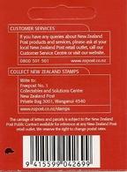 NEW ZEALAND, 2007,  Booklet 137a, Rangitoto Island, 1st Reprint - Markenheftchen