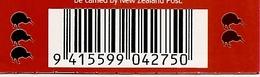 NEW ZEALAND, 2010,  Booklet 137e, Rangitoto Island, 5th Reprint - Carnets