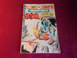 THE BRAVE AND THE BOLD  PRESENTS BATMAN  Plastic Man  Metamorpho  No 123 Dec - DC