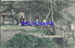 97027 ARGENTINA TUCUMAN COSTUMES ESCENA CAMPESTRES HUNTER POSTAL POSTCARD - Argentina