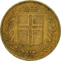 Monnaie, Iceland, 50 Aurar, 1969, TB+, Nickel-brass, KM:17 - Islande