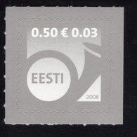 614148940 ESTLAND ESTONIA 2008 ** MNH  SCOTT 600 POSTHORN - Estonie
