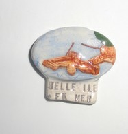 Feve Feves Perso M H - Moulin à Huile - Belle Ile En Mer - Frühe Figuren