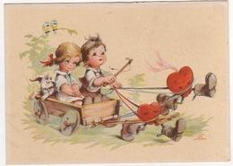 Thème - Enfants - Hmoristiques - Humorvolle Karten
