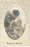 BOnjour De MERDORP - Cachet De La Poste 1913 - Hannut