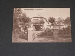 KEERBERGEN - CAFE LA BICOQUE -  Ed. Louis De Becker - Keerbergen