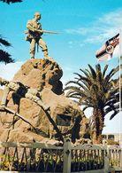 1 AK Namibia * Deutsches Marinedenkmal In Swakopmund * - Namibia