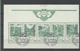 A02265)UDSSR  5906 - 5910 KLB Gest. - 1923-1991 URSS