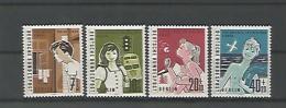 A02661)Berlin 193 - 196** - Neufs