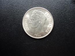 VENEZUELA : 1 BOLIVAR  1989   Y 52a1      SUP - Venezuela