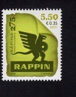 614159164 ESTLAND ESTONIA 2009 ** MNH  SCOTT 619 RAPINA PAPER MILL 275TH ANNIV - Estonie