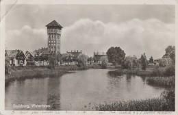 Bâtiments Et Architecture - Château D'eau - NL Doesbourg - Watertoren - Postmarked 1947 - Châteaux D'eau & éoliennes