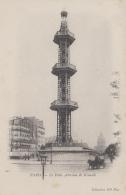 Bâtiments Et Architecture - Château D'eau - Puits Artésien De Grenelle Paris - Châteaux D'eau & éoliennes