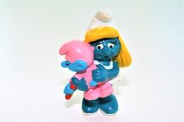 Smurfs Nr 20192#1 - *** - Stroumph - Smurf - Schleich - Peyo - Baby - Smurfs