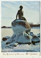 DENMARK - AK 329429 Copenhagen -  The Little Mermaid At Langelinie - Denmark