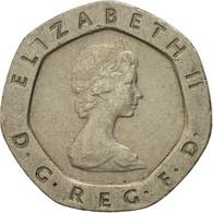 Monnaie, Grande-Bretagne, Elizabeth II, 20 Pence, 1983, TB+, Copper-nickel - 1971-… : Monnaies Décimales