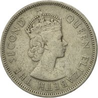 Monnaie, Mauritius, Elizabeth II, Rupee, 1975, TB+, Copper-nickel, KM:35.1 - Mauritius