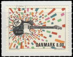 Danemark 2013 - YT 1716 - Festivals De Rock Danois - Used Stamps