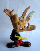 FIGURINE PUBLICITAIRE HUILOR ASTERIX 1967 (4) - Asterix & Obelix