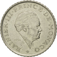Monnaie, Monaco, Rainier III, 2 Francs, 1979, TB+, Nickel, KM:157, Gadoury:151 - Monaco