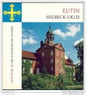 Eutin 1967 - 8 Seiten Mit 18 Abbildungen - Schleswig-Holstein