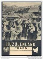 Polen - Huzulenland 20er Jahre - 16 Seiten Mit 15 Abbildungen - Polen