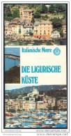 Die Ligurische Küste 60er Jahre - 52 Seiten Mit über 60 Abbildungen - Italia