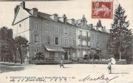 58 - Pougues-les-Eaux - Le Grand Hôtel Du Parc - Pougues Les Eaux