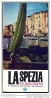 La Spezia E Il Suo Golfo 60er Jahre - Faltblatt Mit 13 Abbildungen - Italia