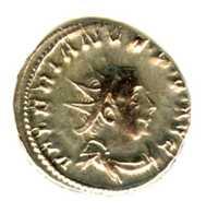 Monnaie Romaine De VALERIEN I 253-260 - 5. The Military Crisis (235 AD To 284 AD)