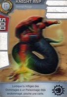 Carte Plastique Redakai Hologramme Knight Asp - Trading Cards