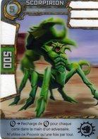 Carte Plastique Redakai Hologramme Scorpirion - Trading Cards