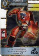 Carte Plastique Redakai Hologramme Metanoid - Trading Cards