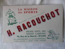 H RACOUCHOT  LA MAISON DES SPORTS  DIJON - Sports