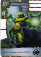 Carte Plastique Redakai Hologramme Zytron - Trading Cards