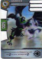 Carte Plastique Redakai Hologramme Harrier - Trading Cards