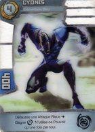 Carte Plastique Redakai Hologramme Cyonis - Trading Cards
