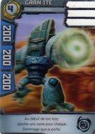 Carte Plastique Redakai Hologramme Grand Ite - Trading Cards