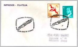 CONGRESO NACIONAL DE ARQUEOLOGIA - Arquelology National Congress. S.C.Tenerife, Canarias, 1985 - Arqueología