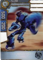 Carte Plastique Redakai Hologramme Slab - Trading Cards