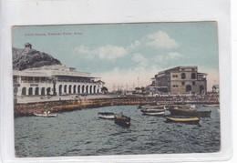 COURT HOUSE, STEAMER POINT. ADEN.PRINT J M JUDAH. CIRCA 1910's. - BLEUP - Yemen