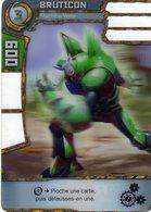 Carte Plastique Redakai Hologramme Bruticon - Trading Cards