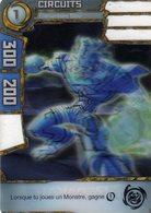Carte Plastique Redakai Hologramme Circuits - Trading Cards